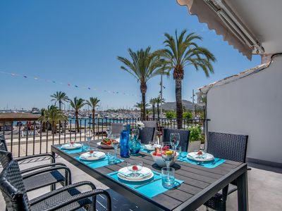Photo for 3BR Apartment Vacation Rental in Puerto Alcudia