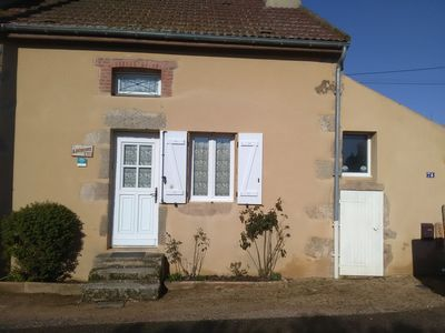 Photo for The HERITAGE 1903 cottage 3 stars all comfort located in the PARK OF MORVAN
