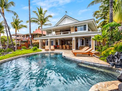 Photo for Oceanfront Dolphin House Estate