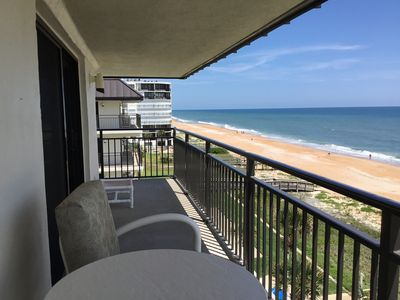 Photo for Beach Front Condo with Panoramic Views in Ormond Beach