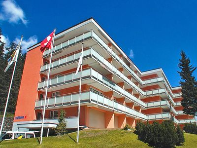 Photo for Apartment in the center of Arosa with Internet, Lift, Parking, Balcony (48921)