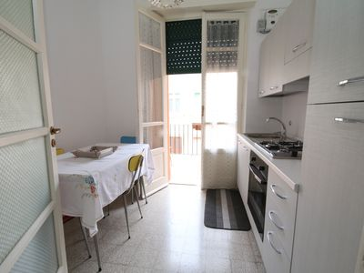 Photo for Holiday Apartment Luciano a few steps from the sea