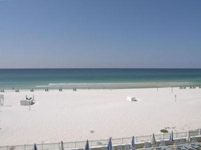 Photo for SPECIAL- FULL GULF VIEW!  FREE BEACH SERVICE!
