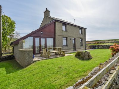 Photo for Located in one of Snowdonia's most picturesque valleys, this spacious farmhouse offers a tranquil hi
