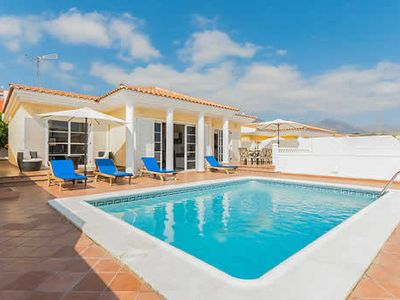 Photo for Beautiful villa with resort amenities on hand – mod cons include free Wi-Fi, air con & iPod dock