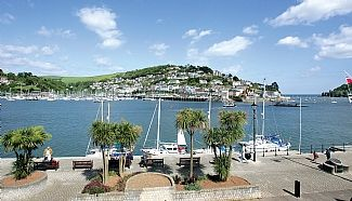 Photo for Well Presented Cottage With Stunning Views Over  River Dart Across To Kingswear