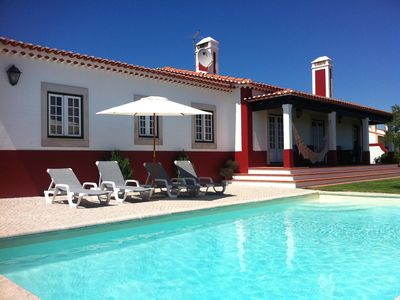 Photo for Fantastic villa with private pool and marvellous countryside views