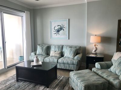 Photo for Regency Isle Unit 702 - Gulf Front, Large Balcony with incredible views