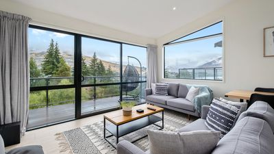 Photo for Stunning views | Ideal for two families | Contemporary and spacious