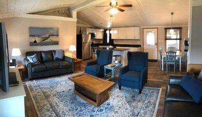 Photo for The Hideaway On Hatteras Island in season with weekly rentals.