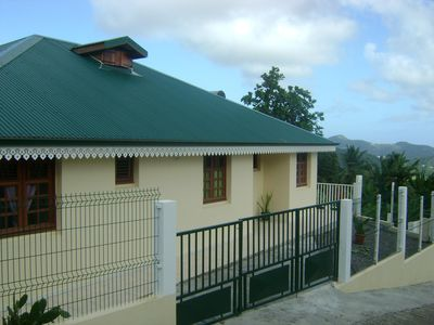 Photo for spacious villa, calm, ideal for family holidays or friends, 8 people