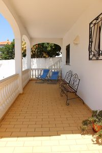 Photo for 3 bedroom villa 1km from the beach