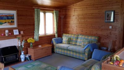 Photo for Wooden Holiday Lodge