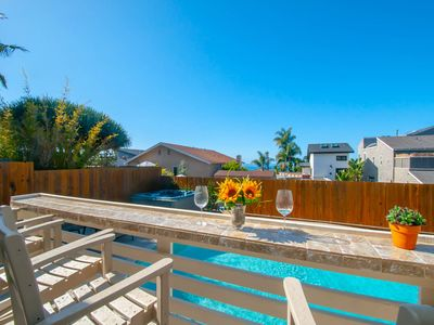 Photo for Enjoy the endless amenities: Abaco Beach House in Cardiff by the Sea