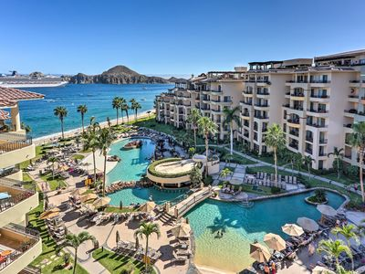 Photo for Cabo San Lucas Villa w/ Resort Amenities!