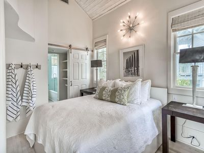 Photo for Carriage House, PET Friendly - Steps to BEACH, Pool & Bikes!