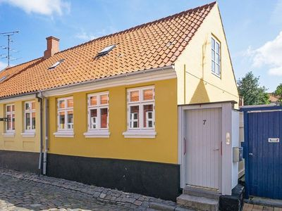 Photo for House in the center of Rønne with Internet, Washing machine (97315)