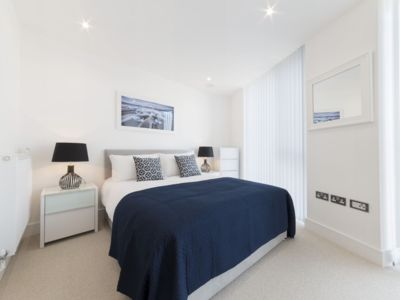 Photo for 30th floor apartment with stunning view of London