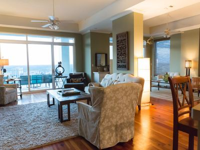 Photo for Wharf 1116: PENTHOUSE With GREAT Rates & Tons Of Amenities! Ask about DISCOUNTS!