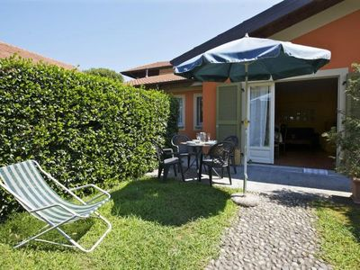 Photo for 2-room house with private terrace and garden in a quiet and sunny location