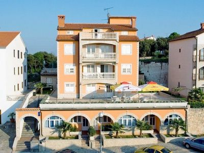 Photo for Apartments and rooms Valentin, (15143), Vrsar, Porec riviera, Croatia