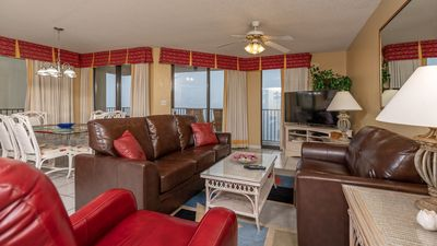 Photo for Phoenix 4 ~ Beach Front ~ 3 Bedroom 2 Bath *Get a FREE Night!*