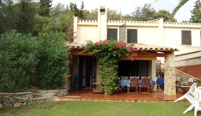 "Photo for COSTA REI- ""Villa Pino"", Villa for 6 people, 200 m from the beach"