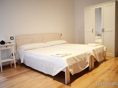 Photo for Llerandi A Apartment: Central and completely renovated