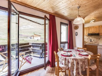 Photo for Vacation home Le Cafetan in Tignes - 6 persons, 2 bedrooms