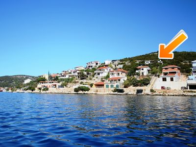 Photo for 1BR Apartment Vacation Rental in Vini�������������će (Trogir)