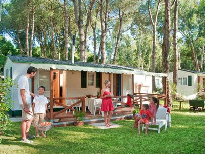 Photo for Vacation home Camping Village Baia Domizia (BDO121) in Baia Domizia - 6 persons, 2 bedrooms