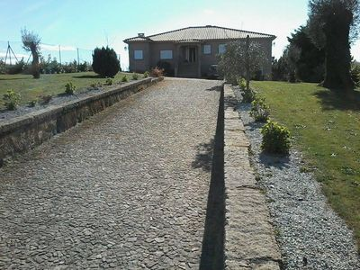 Photo for Enjoy w/ friends, family in the peaceful nature, pool wonderful panorama, for 6