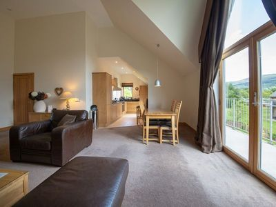 Photo for 8 The Gallops - Upstairs property - sleeps 4 guests  in 2 bedrooms