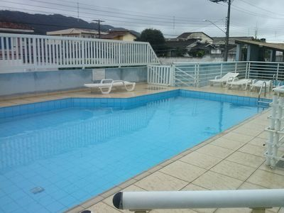 Photo for Great location ...., Pool liberated !!!