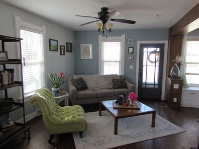 Photo for Charming Updated Farmhouse For Rent In Lake Country