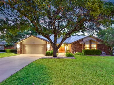 Photo for Waterfront In Semi-Private Cove - Great Views - Near Main Body of LBJ-