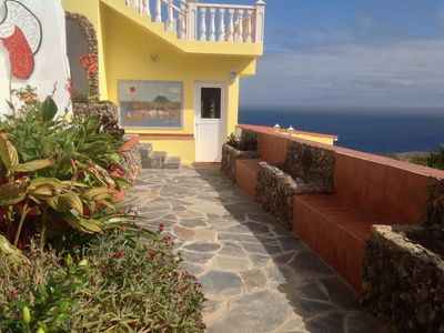 Photo for BEAUTIFUL NEW APARTMENT WITH POOL OWN TERRACE & STUNNING VIEWS OF MT TEIDE & SEA
