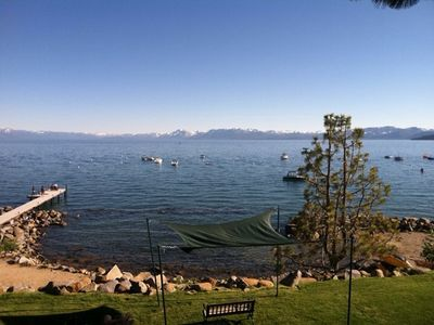 Photo for Completely Remodeled Condo on the Lake with View