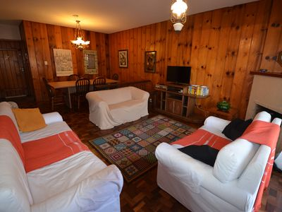 Photo for Comfortable apt for 7 people near the tourist center of Campos do Jordão