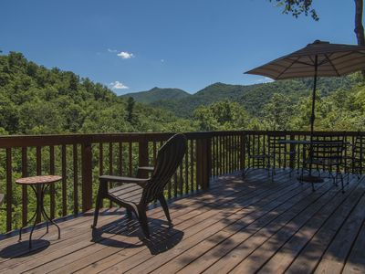 Photo for Cold Mountain Cabin with Beautiful Views