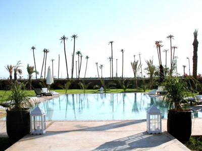 Photo for Villa Rayane Marrakech (6rooms-14persons)