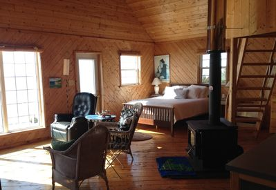 Cliff Waters Cottage is clean bright and comfortable