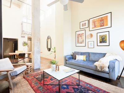 Photo for Sonder | Constance Lofts | Gorgeous 2BR + Gym