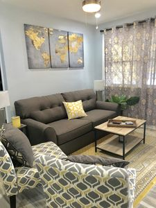 Photo for 1BR/1B, Newly Renovated & Sleeps 4