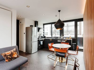 Photo for 2BedDesigner Penthouse w/2 Balconies in Haggerston