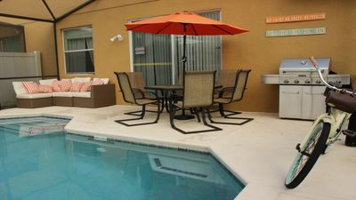Photo for Budget Getaway - Bella Vida Resort - Feature Packed Contemporary 4 Beds 3 Baths Townhome - 7 Miles To Disney