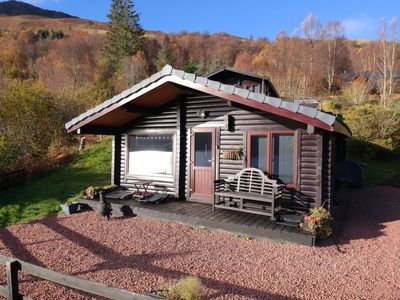 Photo for Vacation home Highand Lodges in Invergarry - 4 persons, 2 bedrooms