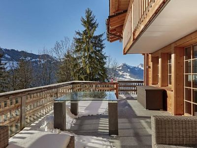 Photo for Bright Modern Chalet with Amazing Scenery