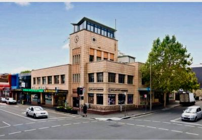 Wollongong CBD Iconic Art Deco Heritage Listed Building.