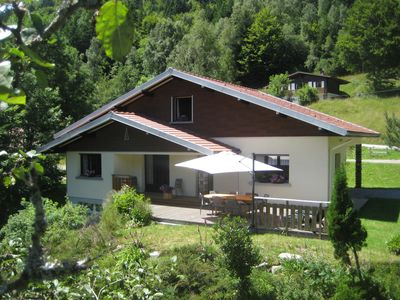 Photo for rental 3 stars *** - chalet 12 persons - bed linen - holiday vouchers
